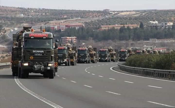 d2a12b59c6 Felvonult a török hadsereg a szíriai kurdok ellen « Mérce