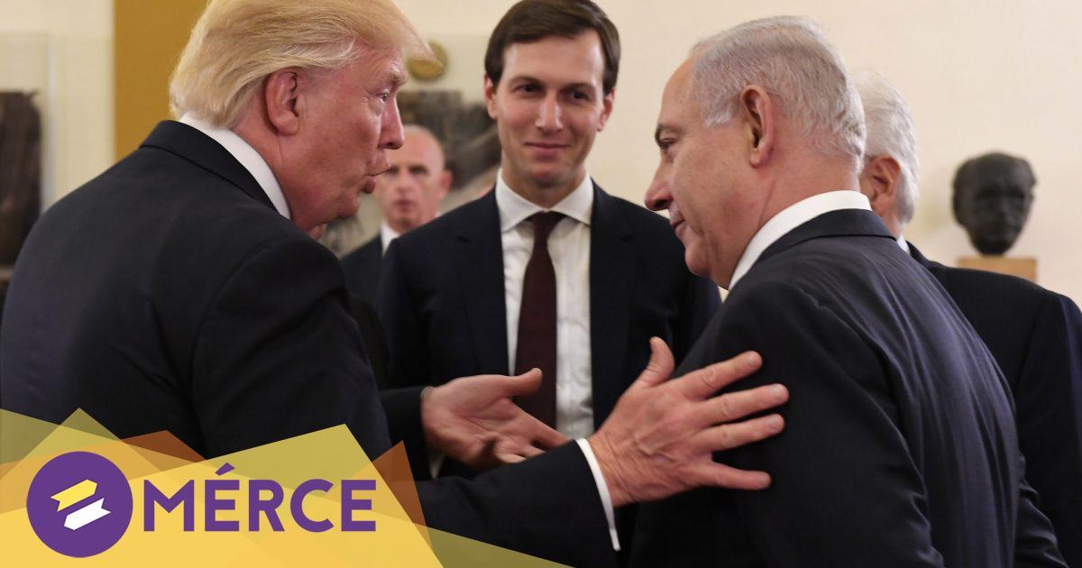 Trump és Netanjahu végre elismerték: Izrael megszálló hatalom a palesztinok területein