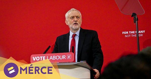 A brit Munkáspárt felfüggesztette korábbi vezetője, Jeremy Corbyn tagságát