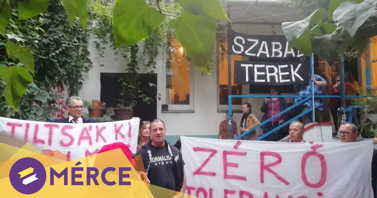 A magyar rendőrség garázdaságként kezeli azt, ami valójában gyűlölet-bűncselekmény