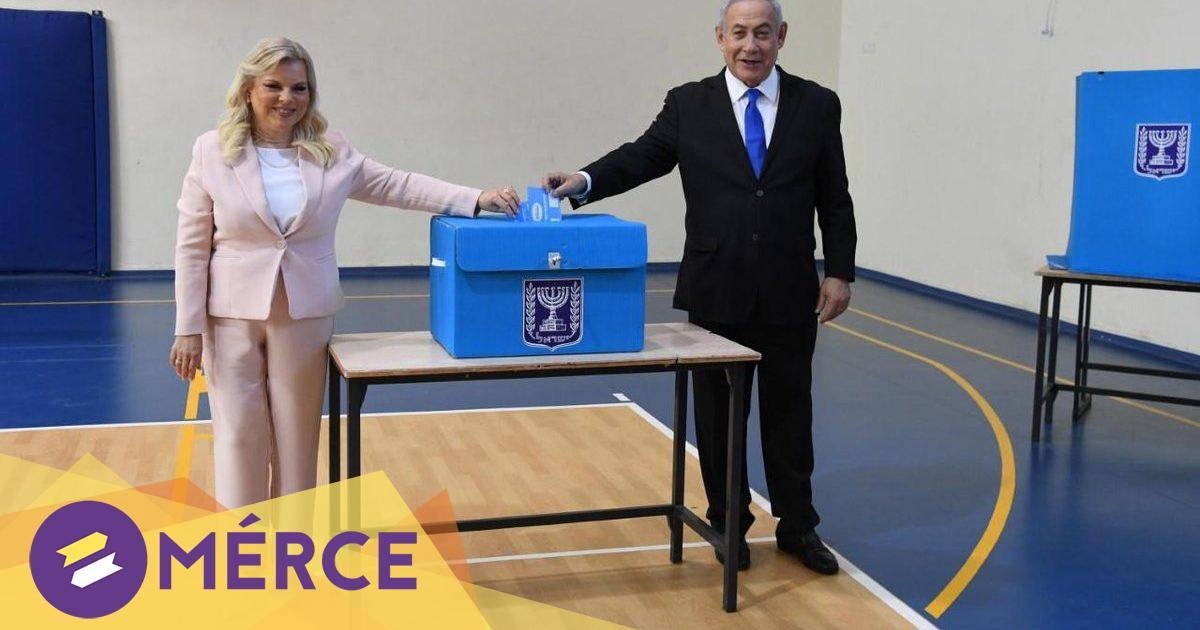Netanjahut újraválasztották a Likud párt elnökének Izraelben