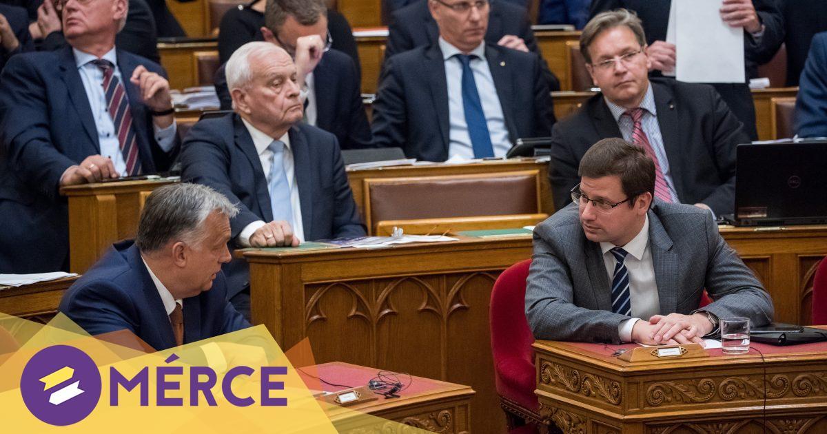 Azonnali kérdések órája: újra Orbánt ostromolják az ellenzéki képviselők – percről percre a Mércén