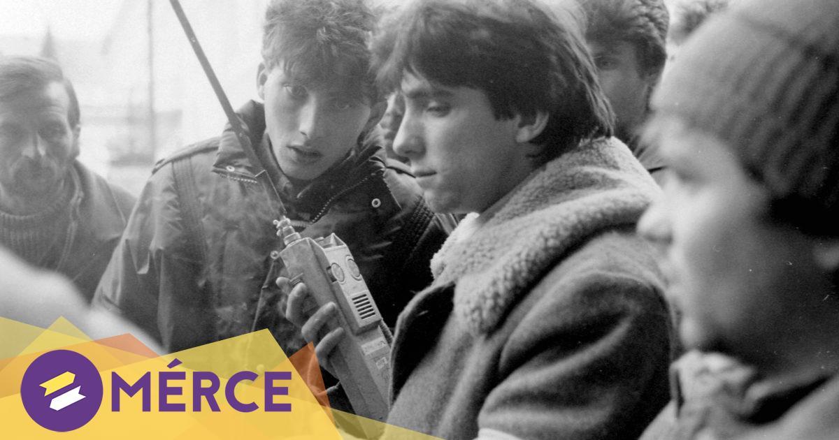TGM: A romániai forradalom dicsősége és reménytelensége
