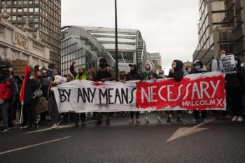 black lives matter, london, tüntetés