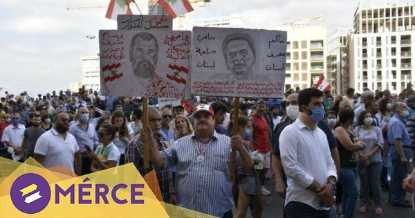 Kína lecsaphat a gazdasági válságban elmerülő Libanonra