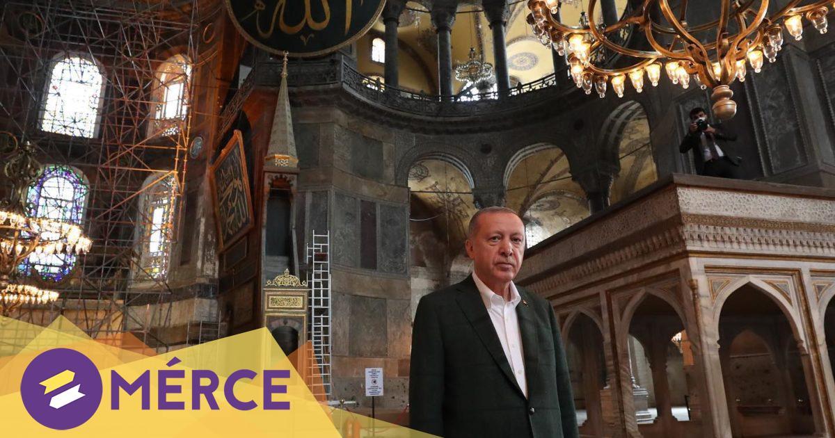 Erdoğan veszélyes játékot játszik a Földközi-tengeren