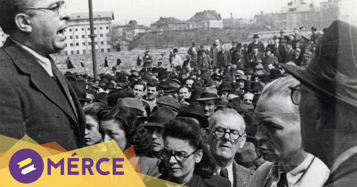 Átmenet a demokráciába: a demokratikus választójog megteremtésének 75. évfordulójára