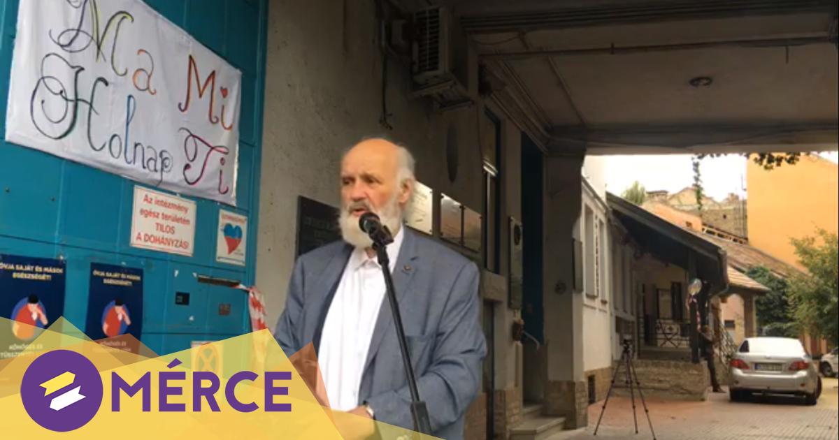 Országos megmozdulást szerveznek Iványi Gáborék az egyházukat ért támadások miatt