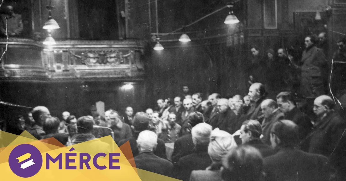 Kovácsné a népbíróság előtt: vita nőtörténetről és forráskritikáról