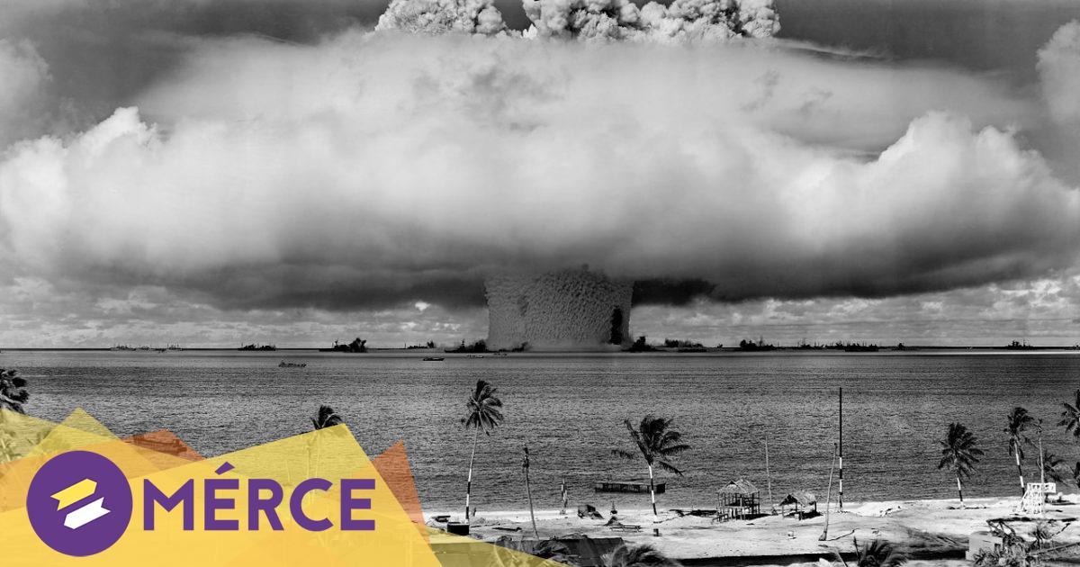 Életbe lépett az atomfegyverkezést tiltó szerződés, amit egyetlen atomhatalom sem írt alá