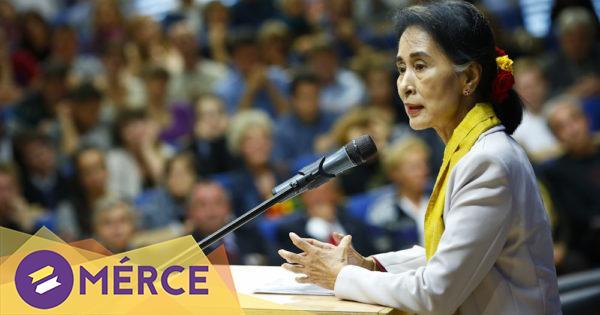 Korábban az EU is segített a demokráciapárti tüntetők ellen most fellépő mianmari rendőrség kiképzésében