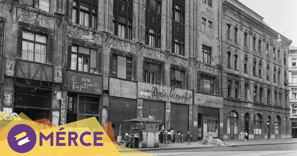 Mit nem tudunk még a Népszínház utcai 1944-es felkelésről?