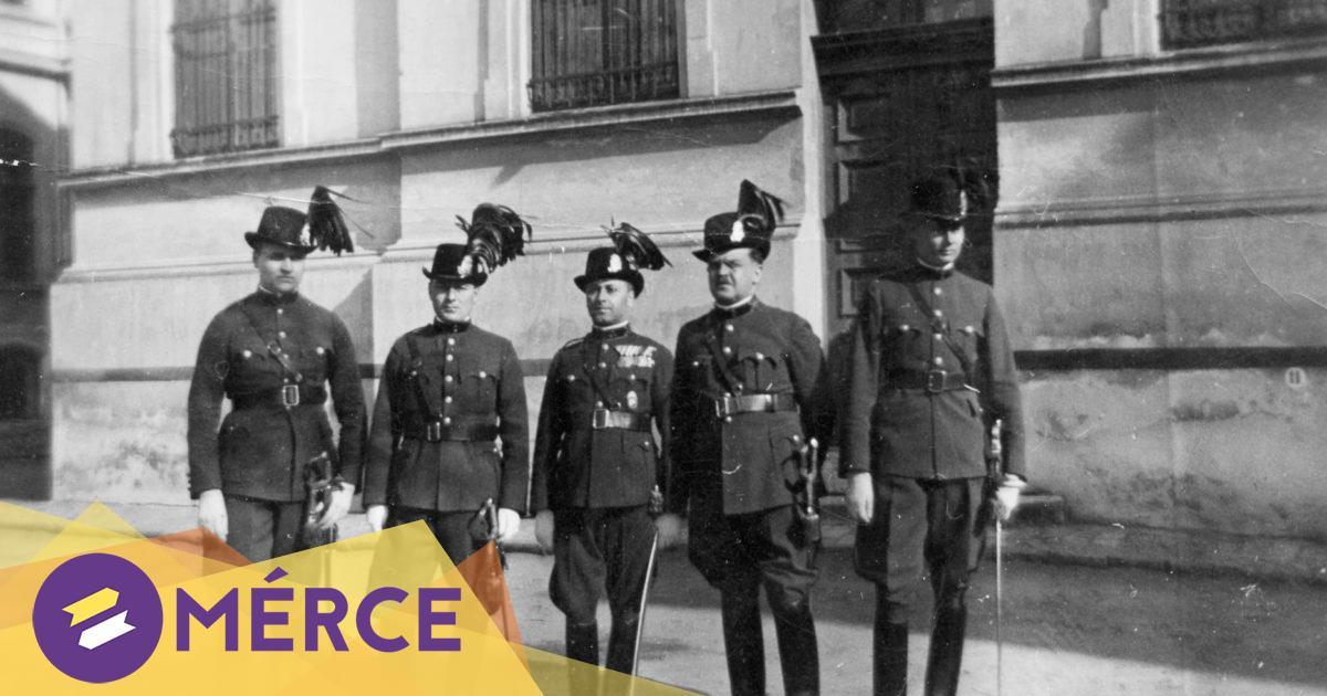 Zsidósors vs. csendőrsors: A csendőrök felelősségre vonása 1945 után