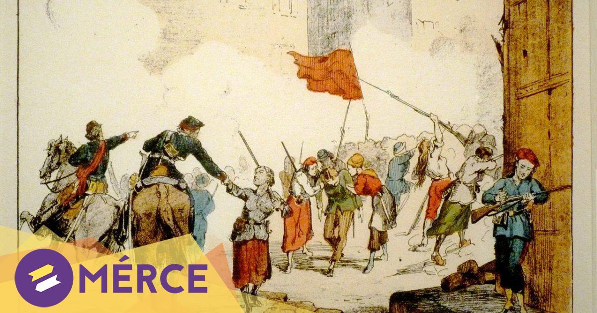 A burzsoázia diszkrét bája: a párizsi kommün emlékezete