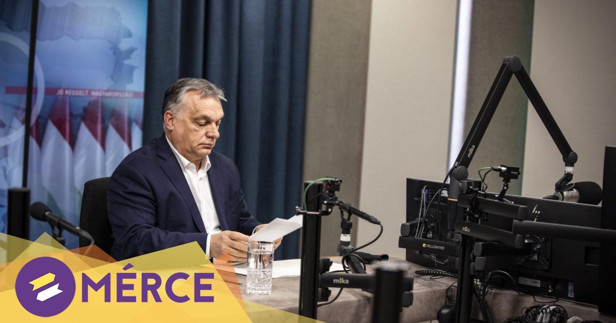 Orbán: Most nem a felelősségre vonás ideje van, hanem a munkáé