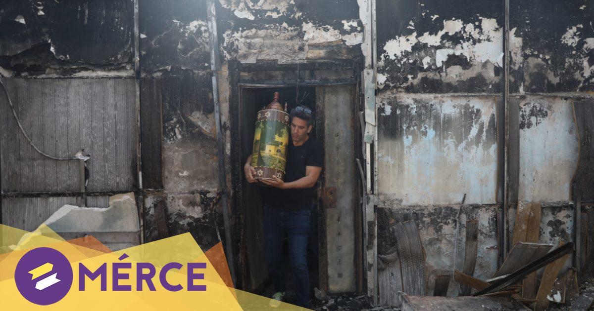 Rakéták százait lőtte ki a Hamász, Izrael újabb lakóépületeket döntött romba – szerdán folytatódtak az összecsapások « Mérce