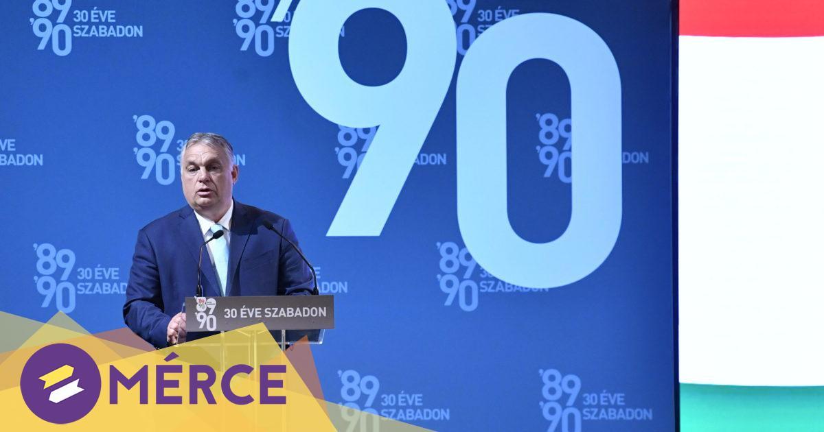Orbán: az Európai Parlamentbe a nemzeti törvényhozásnak kellene képviselőket küldenie « Mérce