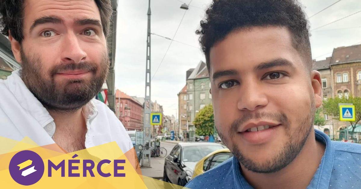 Náci karlendítéssel és rasszista megjegyzésekkel mentek neki Jámbor Andrásnak és Camara-Bereczki Ferencnek « Mérce