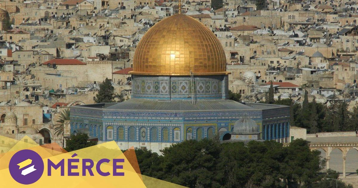 Jeruzsálemben kiújultak az összecsapások, miután izraeliek tartottak felvonulást az Al-Akszánál « Mérce