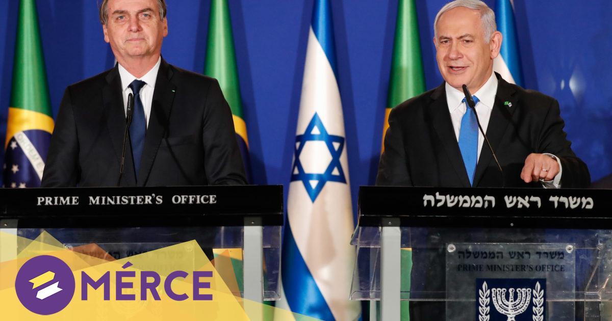 Az Izrael-barát Jair Bolsonaro Hitler miniszterének AfD-s unokáját fogadta vendégül « Mérce