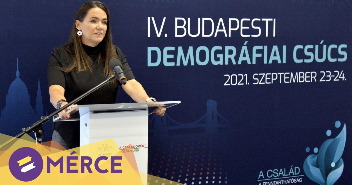 A kormány adófizetői pénzből egy nemzetközi szélsőjobbos szupercsapatot hoz össze a IV. Budapesti Demográfiai Csúcs alkalmából « Mérce