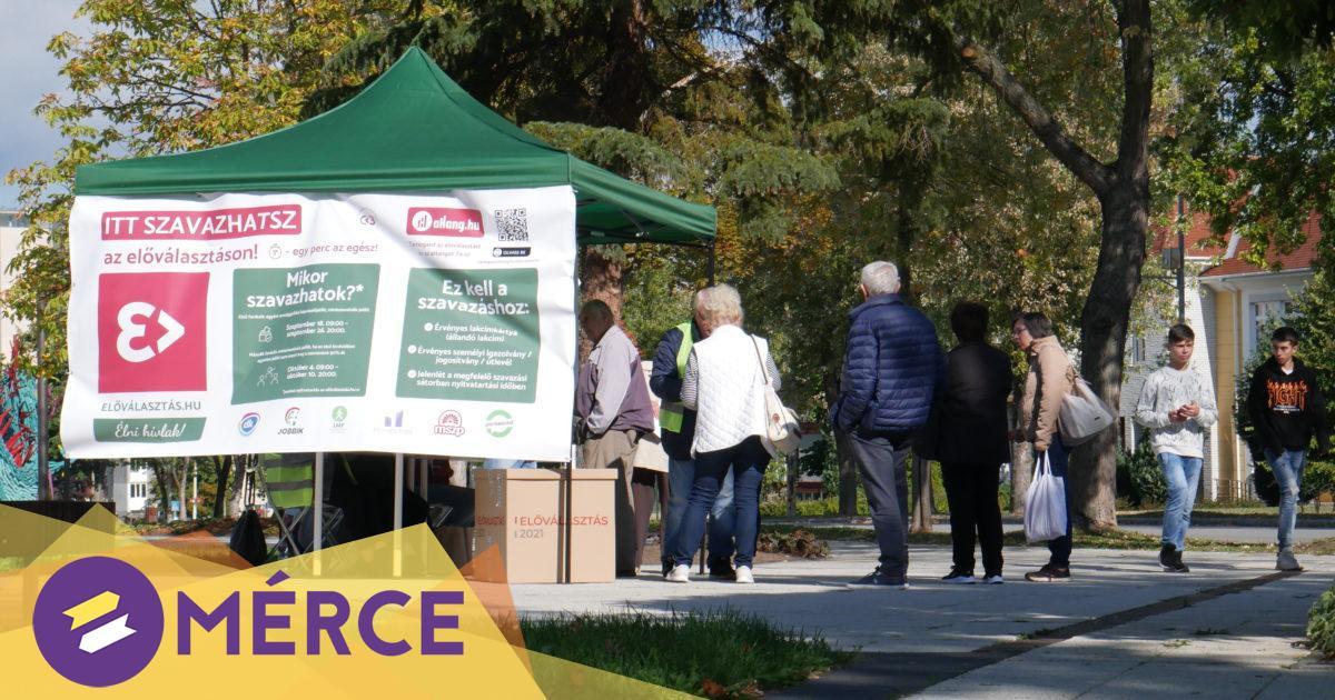 Fizikai inzultus, erőre kapó online szavazás, változtatások: az előválasztás első fordulójának utolsó napja « Mérce