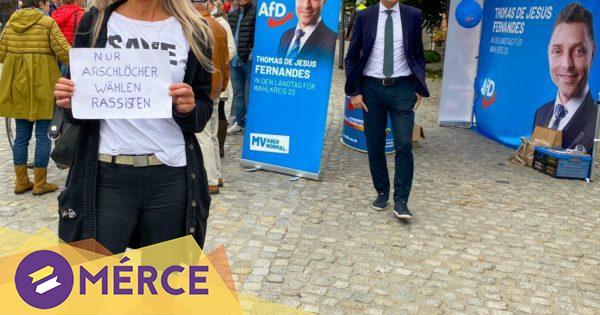 Művészeti csoport verte át a német szélsőjobboldali pártot, a kampányuk is megérezheti « Mérce
