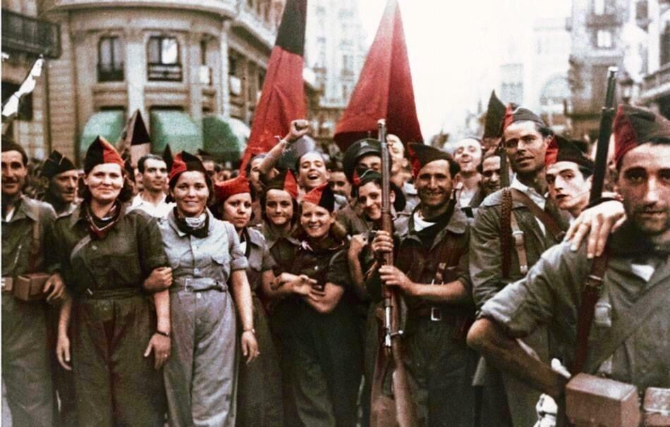 Polgárháború, antifasiszta ellenállás, osztályharc, forradalom – Széljegyzet a spanyol polgárháború kitörésének évfordulója alkalmából   Tett